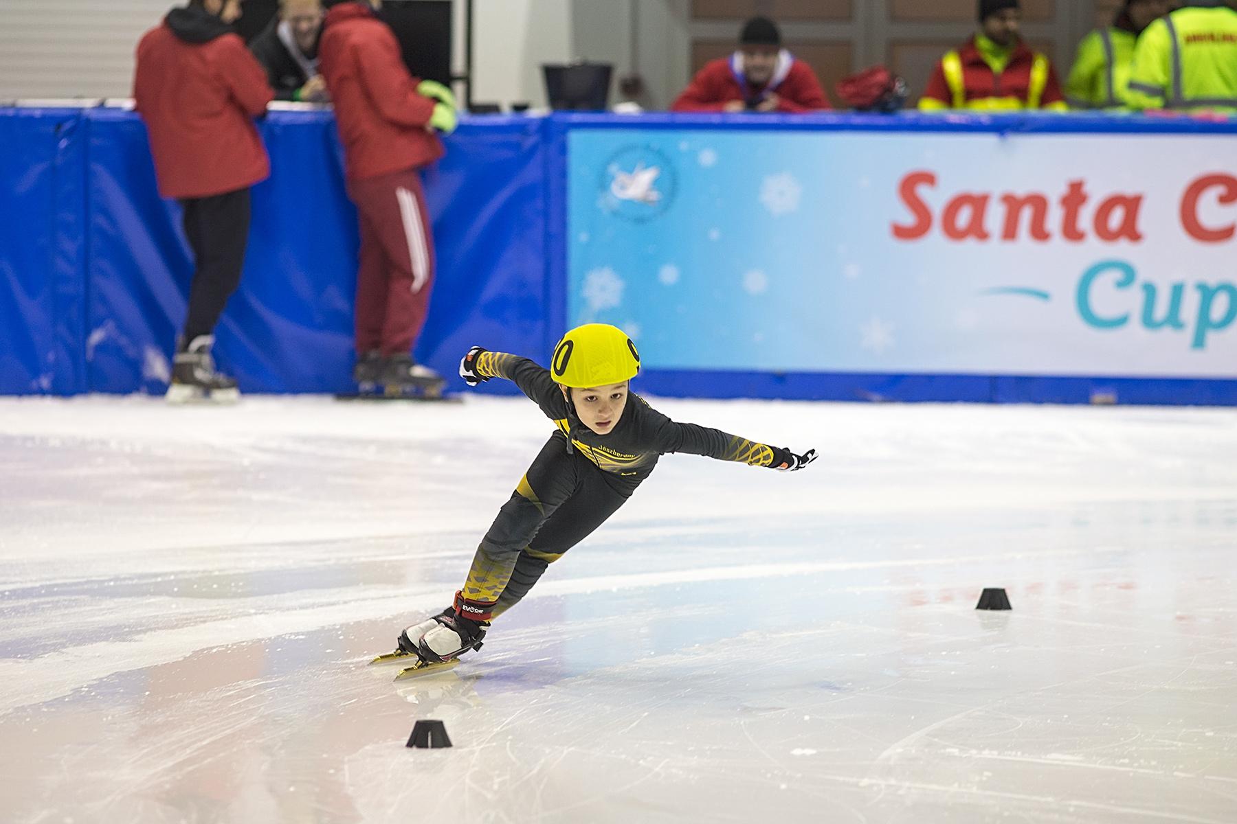 Short Track Santa Claus Cup 2019